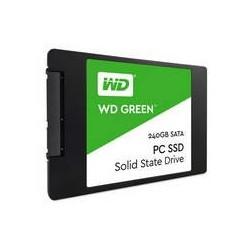 Disco SSD 240GB WESTERN DIGITAL GREEN 540R / 465W ( Taxa cópia privada já incluida no preço )