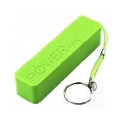 POWERBANK 2600mAh VERDE IP-204201411172428
