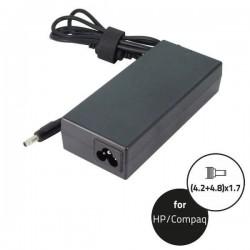 CARREGADOR Compatível HP 65W /18.5V /3.5A / 4.8X1.7mm