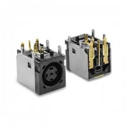 DC-JACK HP COMPAQ 6510B | 6710B | 6715S | NC4400 | NC 6400 | NX 6310 | NX6320 | NX6510