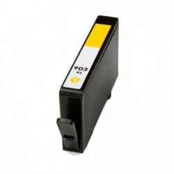 Tinteiro HP Compatível 903 XL Amarelo ( T6M11AE )