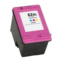 Tinteiro HP 62XL Cores Reman C2P07AE