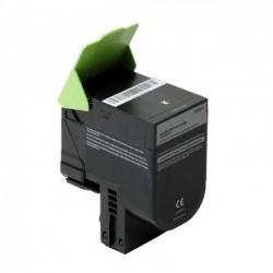 Toner Lexmark Compatível CX310 / CX410 / CX510 / 80C2HK0 / 802HK Preto