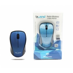 RATO AZUL BIWOND WIRELESS