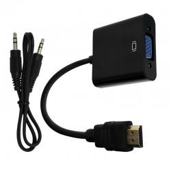 Adaptador HDMI para VGA + Áudio OkTech OK-AVGA100
