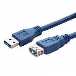 Extensão L-Link USB 3.0 macho / fêmea de 1,8 Metro LL-CAB-1500