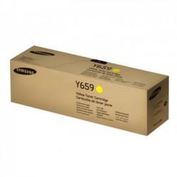 Toner Samsung Original CLT-Y659S Amarelo ( SU570A )