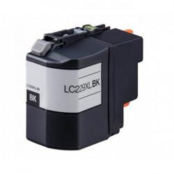 Tinteiro Brother Compatível LC229 XL (V2) Preto