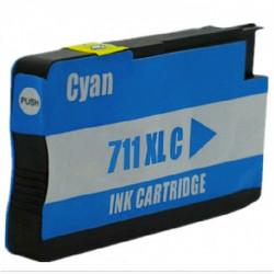 Tinteiro HP Compatível 711 Azul (CZ130A)
