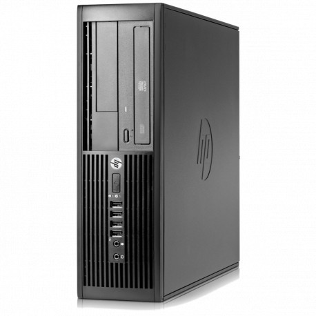 PC HP 4300 I3-3220 | 4 GB | HDD 160GB | DVDRW | W7 PRO