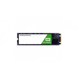 Western Digital 480GB Green SSD M.2 2280 SATA III Gen 3 - WDS480G2G0B W545/R465 ( Taxa cópia privada já incluída )