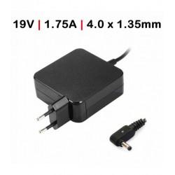 Carregador Asus Vivobook 19V 1.75A 30W 4.0*1.75 TGAD00019 Compativel
