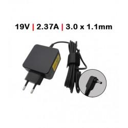 Carregador 19V 2.37A 45W 3.0*1.1 TGAD00047 Compativel