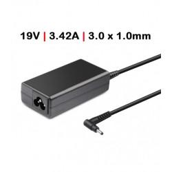 Carregador Compativel 19V 3.42A 3.0*1.0mm TGADM5