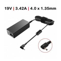 Carregador Asus 65W 19V 3.42 1.35X4.0 Compatível TG51510