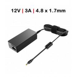 CARREGADOR ASUS EEE PC 1000 1000AG 1000H 12V 3A 36W TGADA0 Compativel