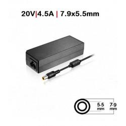 Carregador Compativel Lenovo 20V 4.5A 7.9x5.5 TGADL3 TGIP-0015