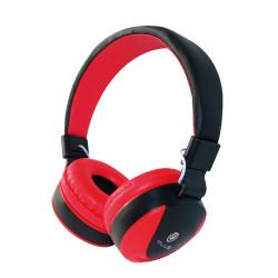 Auscultadores C/ Microfone HPH-5005 Vermelho TGHPH-5005-RED