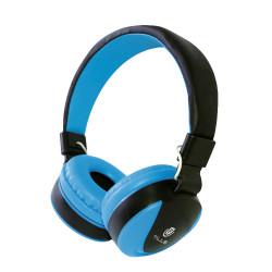 Auscultadores C/ Microfone HPH-5005 Azul TGHPH-5005-DBL