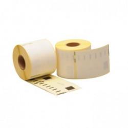 Etiquetas Compativeis DYMO 99016-2 - 46mm x 78mm Papel térmico
