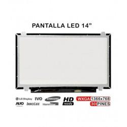 "DISPLAY 14 ""HD LED SLIM LP140WHU LP140WHU (TP) (B2) EDP DE 30 PINOS"
