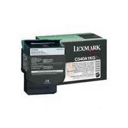 TONER COMP LEXMARK C540 BK