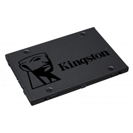 Disco SSD KINGSTON 240GB Sata3 A400 500R / 350W ( Taxa cópia privada já incluida no preço )