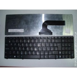 Teclado ASUS K54 / K52N / K55DR / K55DE / K56CM / P52F / P53E / K54L