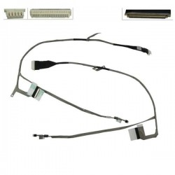 Cabo LCD Toshiba Satellite L550 / L555 / L550D