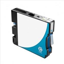 Tinteiro Ricoh GC21 Azul Compatível