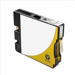 Tinteiro Ricoh GC21 Amarelo Compatível