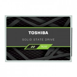 DISCO SSD TOSHIBA 240GB SATA3 TR200 - 550/525W
