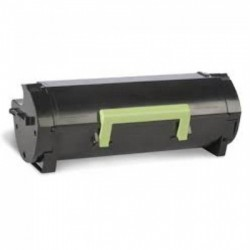 Toner Compatível LEXMARK MS410 / MS415 / MS510 / MS610 502X 10.000 Páginas