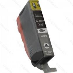 Tinteiro Canon CLI-526Y C/ Chip Amarelo