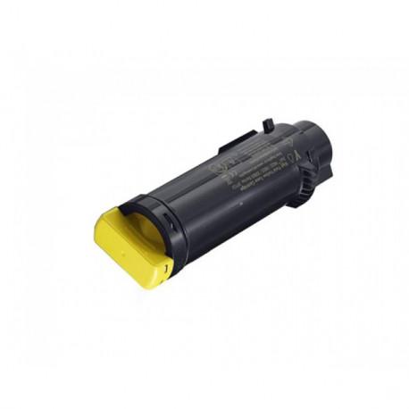 Toner Xerox Phaser 6510 / WorkCenter 6515 Amarelo Compatível ( 106R03479 / 106R03475 )