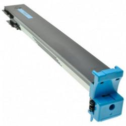 Toner Konica Minolta BIZHUB TN210C C250 / C252 Compatível ( 8938-512 / TN-210C ) Azul
