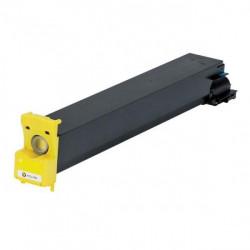 Toner Konica Minolta TN312 C300 / C352 Compatível Amarelo 8938706 TN-312Y
