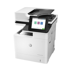 Multifunções HP M631DN Laserjet Enterprise Mfp ( Taxa de cópia privada já incluída )