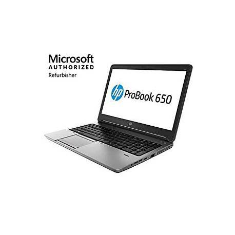 NB HP 650 G1 | I5-4300 | 8 GB | SSD 240 GB | WINDOWS 7 PRO