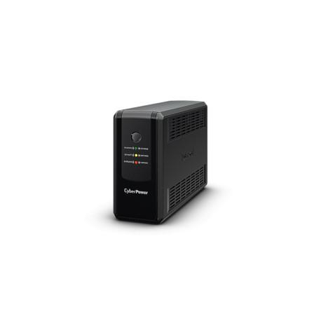 Ups CyberPower 650VA / 360W AVR 3 Schuko