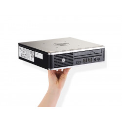 PC HP USDT 8200 - I5-2400 | 4 GB/| HDD 250 GB | DVD | W7 PRO