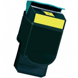 Toner Lexmark CS310 / CS410 / CS510 Amarelo Compatível ( 70C2HY0 / 702HY )