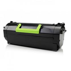 Toner Lexmark MX710 / MX711 / MX810 / MX811 / MX812 Preto Compatível 25K ( 62D2H00 / 622H )